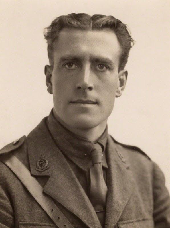 Captain Harold Dearden ca 1918