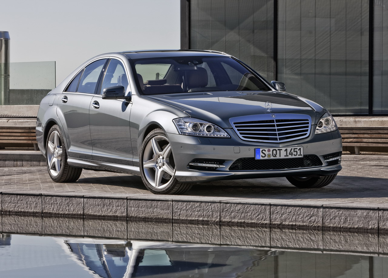 Mercedes benz s class 1680x1050 wallpaper for Mercedes benz class s