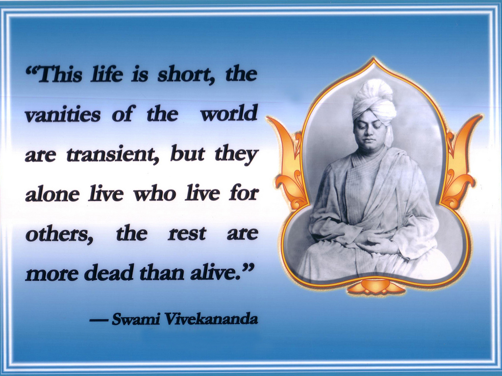 Quotes Vivekananda Fair Quotes Of Swami Vivekananda  Knowledge