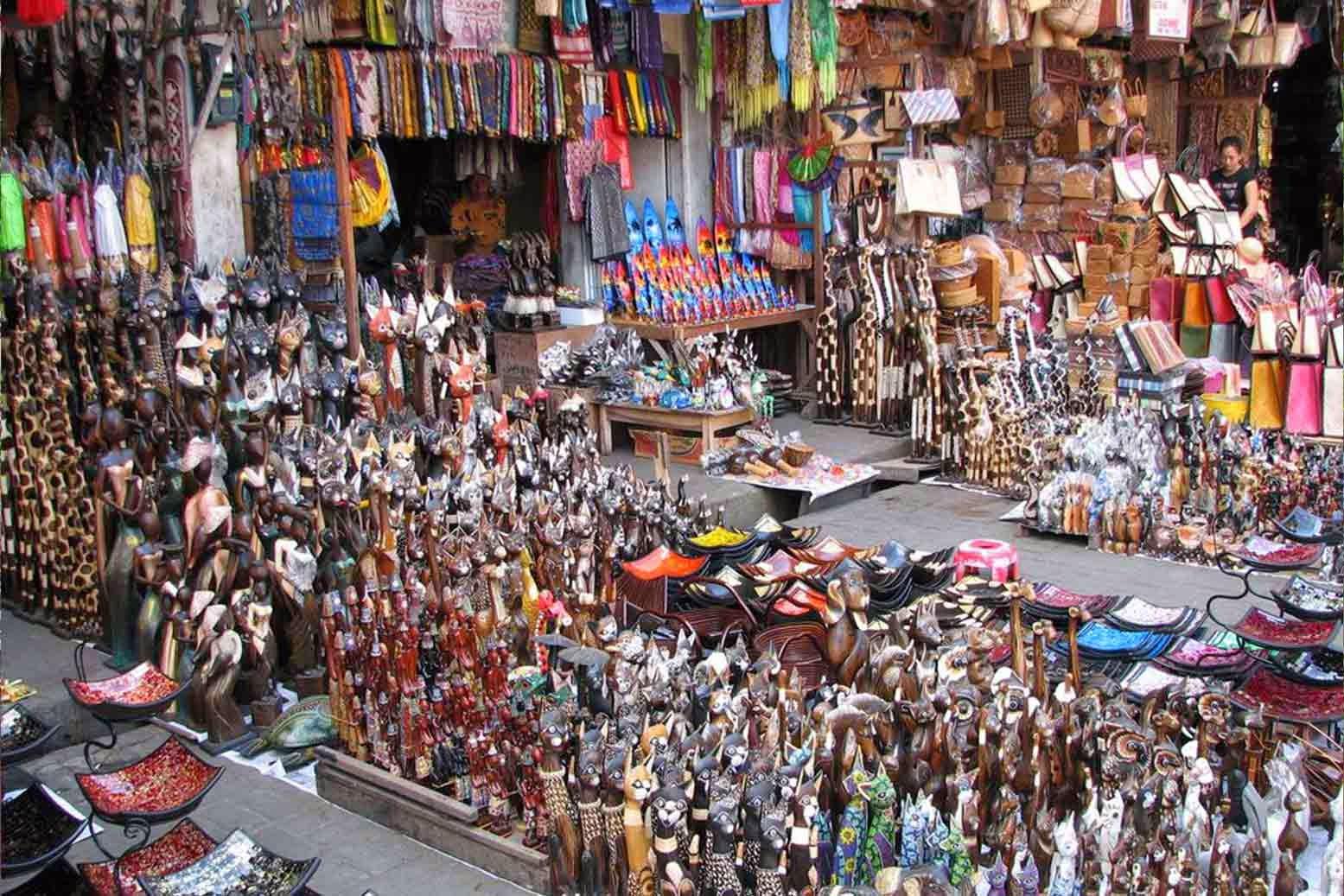 Pasar Ubud Traditional market