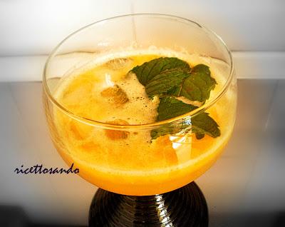 Cocktail mango tequila ricetta bevanda al liquore