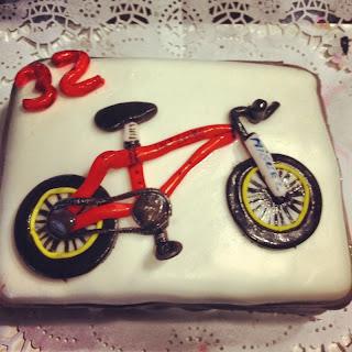 tarta bici