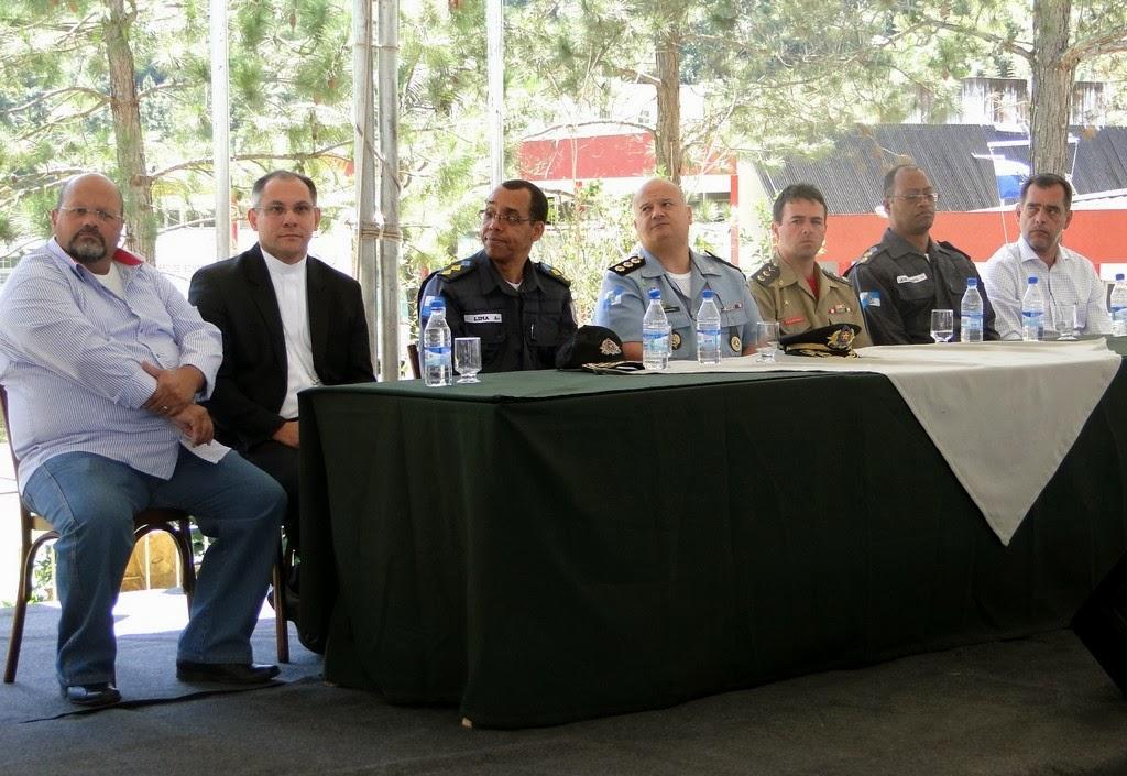 30º Batalhão da PM completa 10 anos em Teresópolis