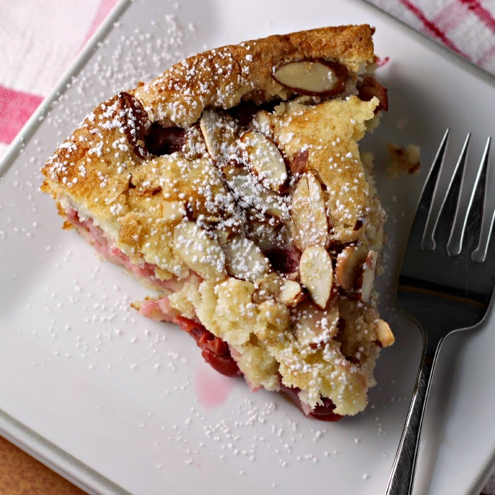 almond bar cherry almond clafoutis cherry almond cake cherry almond ...