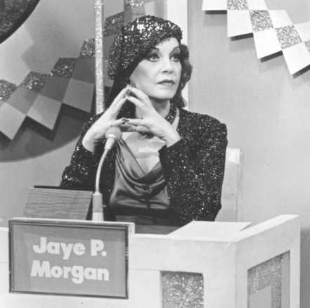 TRIP DOWN MEMORY LANE: WHERE ARE THEY NOW: JAYE P. MORGAN