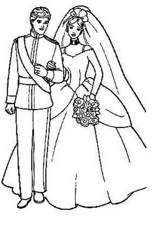 Matrimonio de simon bolivar para colorear  Imagui