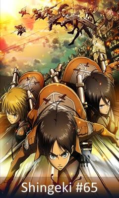 Leer Shingeki no Kyojin Manga 65 Online Gratis HQ