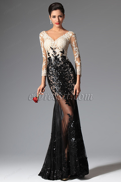 Simple Elegance Rock The Party With Sexy Prom Dresses Fashion