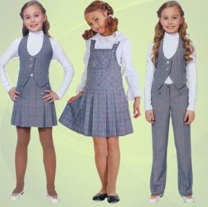 Школьная юбка выкройка фото