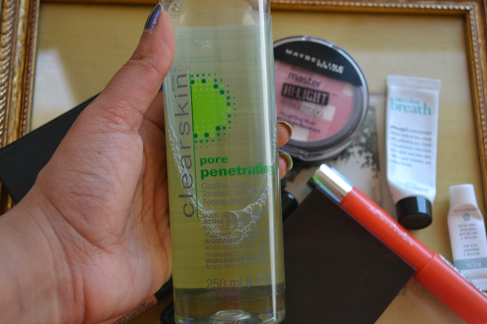 Pore Penetrating Cooling Toner from Avon