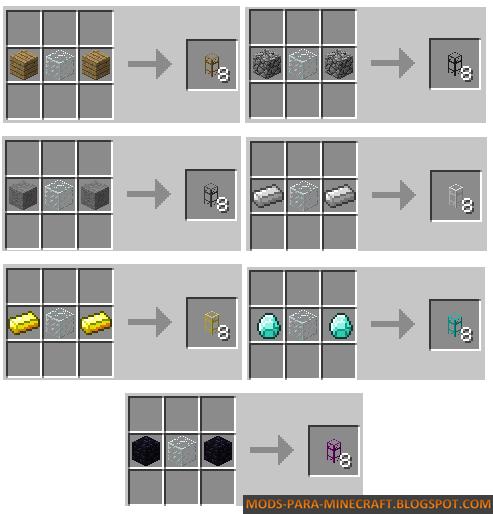 Buildcraft mod para minecraft 1 7 2 1 actualizaci n for Como hacer una casa clasica de ladrillo en minecraft