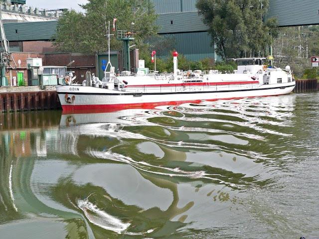 Bootsfahrt Bootstour Boot Schiff Kanal Ruhrgebiet Dortmund-Ems-Kanal Dattel-Hamm-Kanal Ausflug Geschenk Gutschein