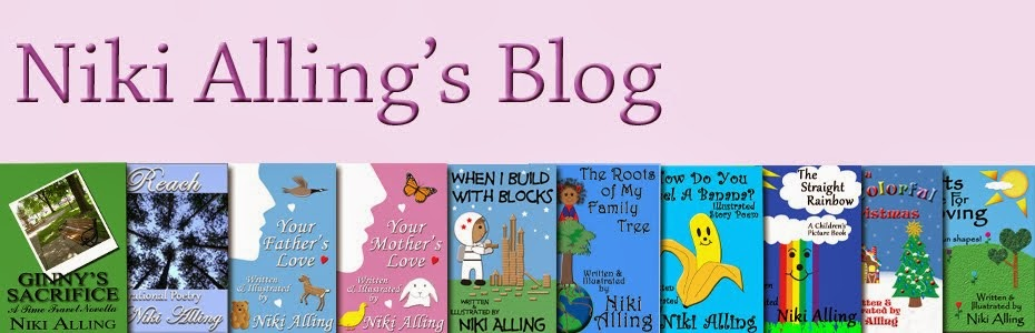Niki Alling's Blog