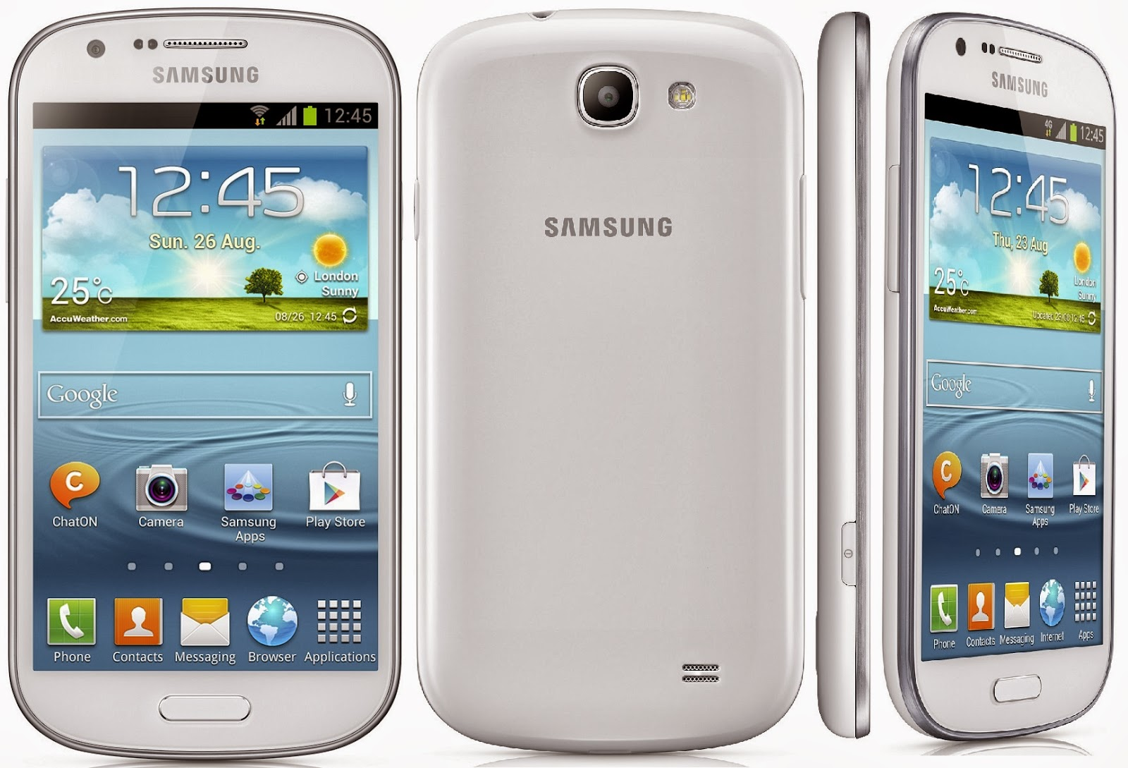 Samsung Galaxy Express - GT-i8730