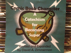 Comic Book Character (ebook)