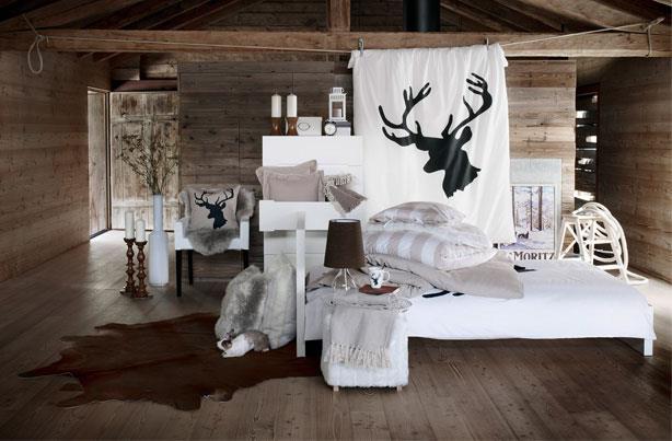 Schlafzimmer Chalet Stil – vitaplaza.info