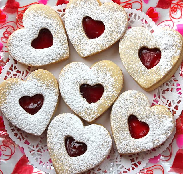 Chelsea S Choice Raspberry Almond Linzer Cookies