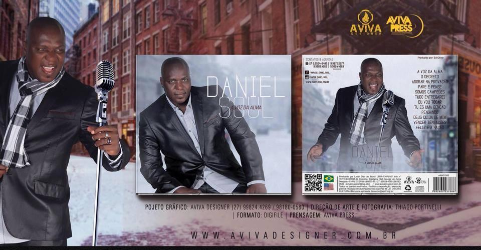Daniel Soul - A voz da Alma com Voz e Playback bonus