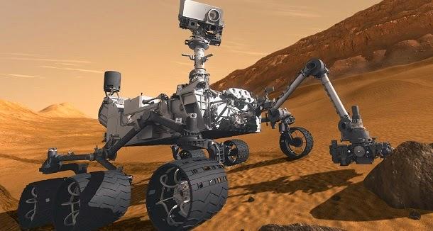 Marte poderia ter suportado vida primitiva, diz a NASA (com video)
