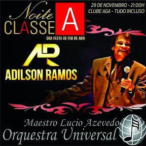 NOITE CLASSE A. DIA 29 DE NOVEMBRO, NO CLUBE AGA.