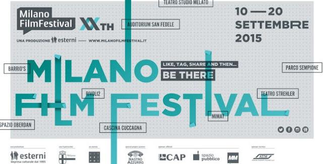 Dal 10 al 20 settembre: Milano Film Festival. Il Festival di cinema indipendente.