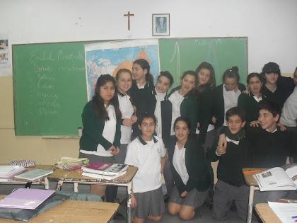 Mis Alumnos de Lourdes Primero A 2011