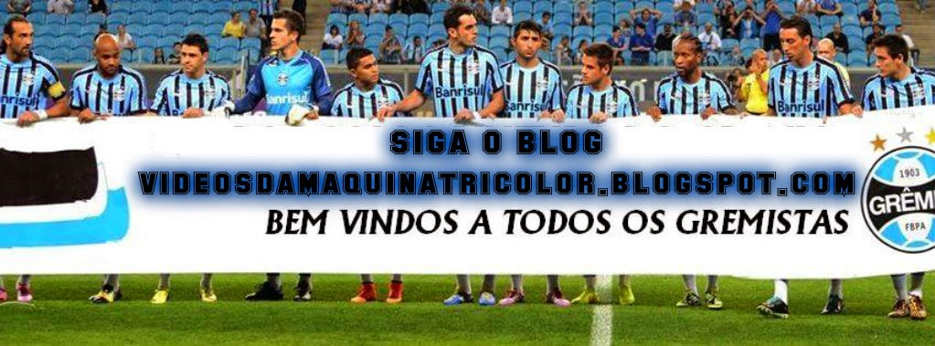fotos e videos da maquina tricolor