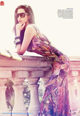 Hot Mallika Haydon Photoshoot For HELLO! Magazine May 2012