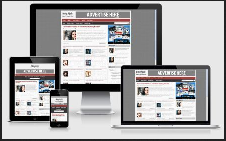 Template Johny Ajaib Responsive By Maskolis