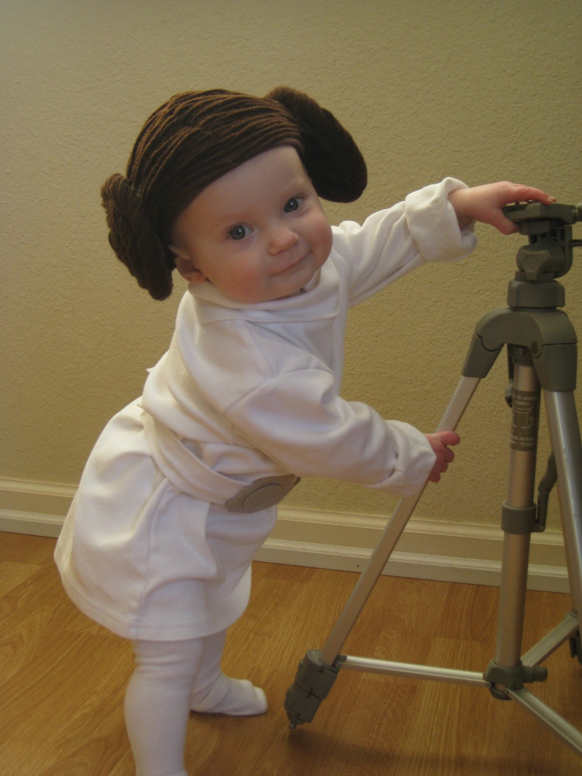 Princess Leia Infant Costume Her Dress Is Simply A Peasant Dress