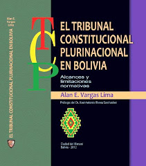 El Tribunal Constitucional Plurinacional en Bolivia