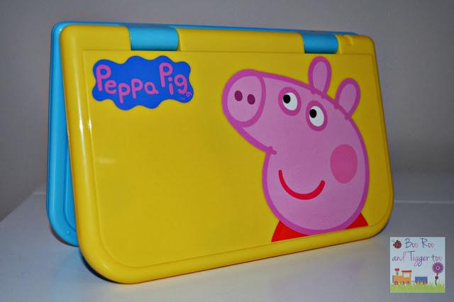 Peppa Pig's Notebook