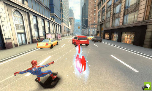 THE AMAZING SPIDER-MAN ANDROID GAME APK+SD DATA