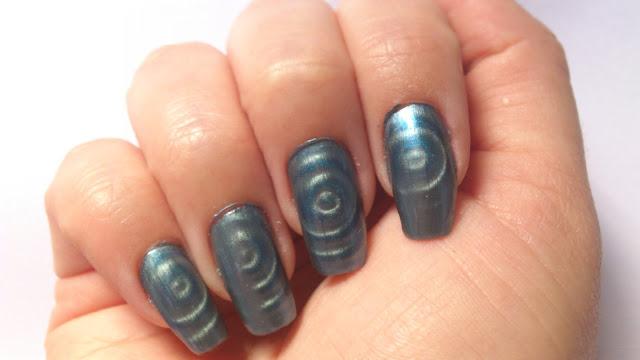 Esmalte Magnético Tango Azul