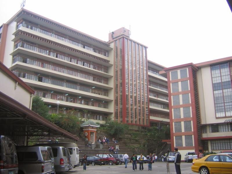 Saint Louis University Baguio City campus