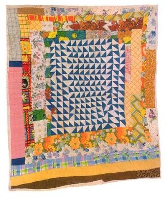Selvage Blog Improvisational Quilts