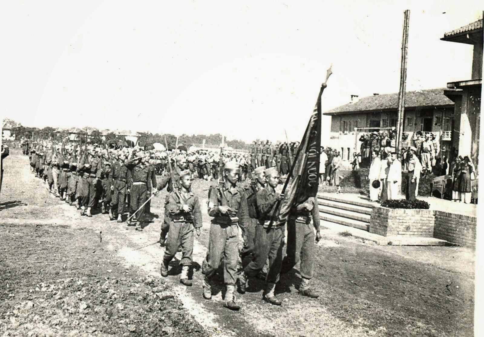 Ngày khai trường 26/5/1946.