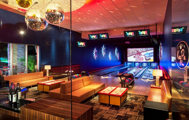King Bowl Boliche Orlando
