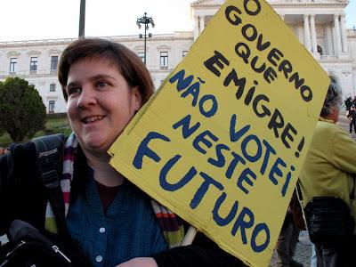 Portugal: 303 MIL DESEMPREGADOS JÁ NÃO RECEBEM SUBSÍDIO