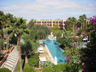 Hôtel Palmeraie Golf Palace à Marrakech