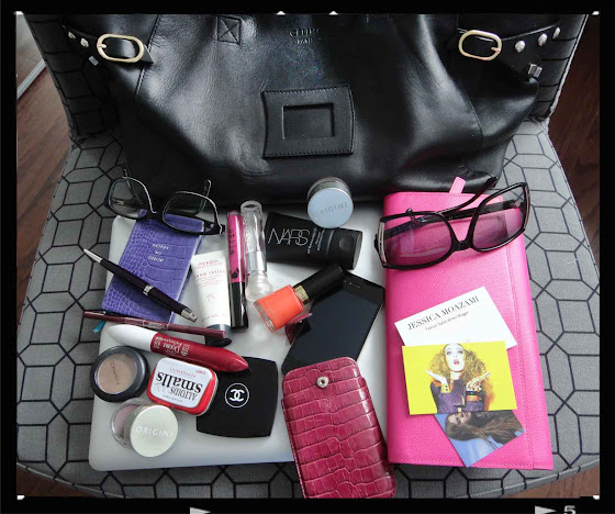 Fashion Junkies fashion week survival kit