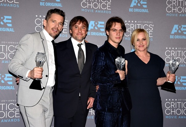 Critics' Choice Awards 2015