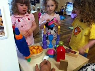 jewish preschool atlanta intown preschool shabbat dramatic play in kitah 986