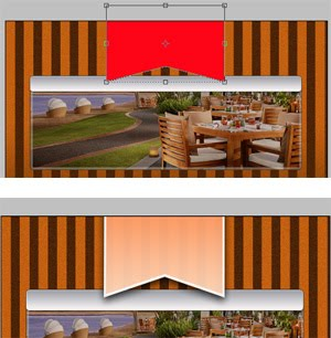 Desain Template Website Untuk Hotel Dan Restaurant