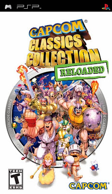 Capcom Classic Colec Rel [Ing] [Psp] [Iso]
