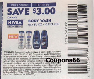 Nivea 3 2 printable coupon