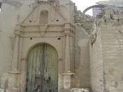 Iglesia colonial de Coayllo