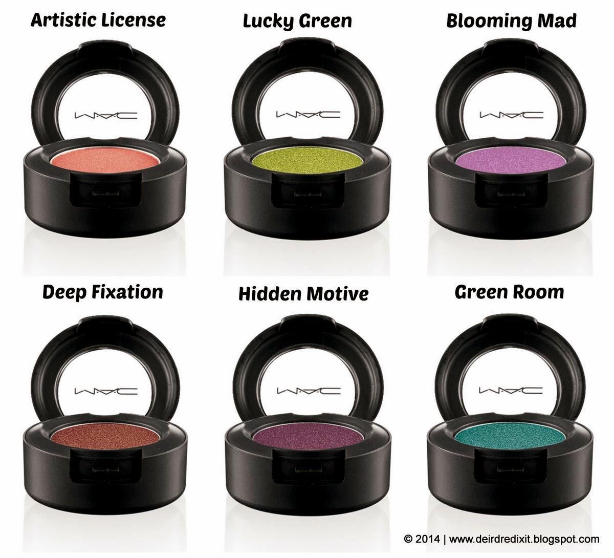 Mac Moody Blooms Eyeshadow