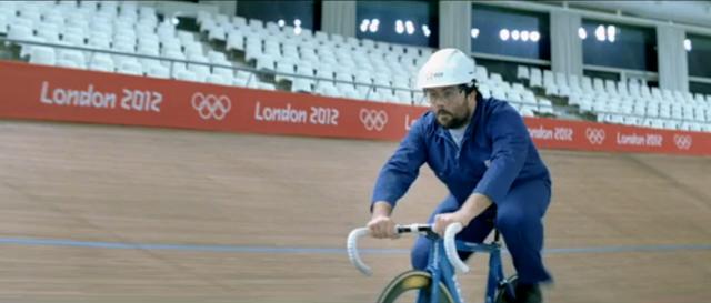 EDF, lumière des Jeux Olympiques 2012 de Londres