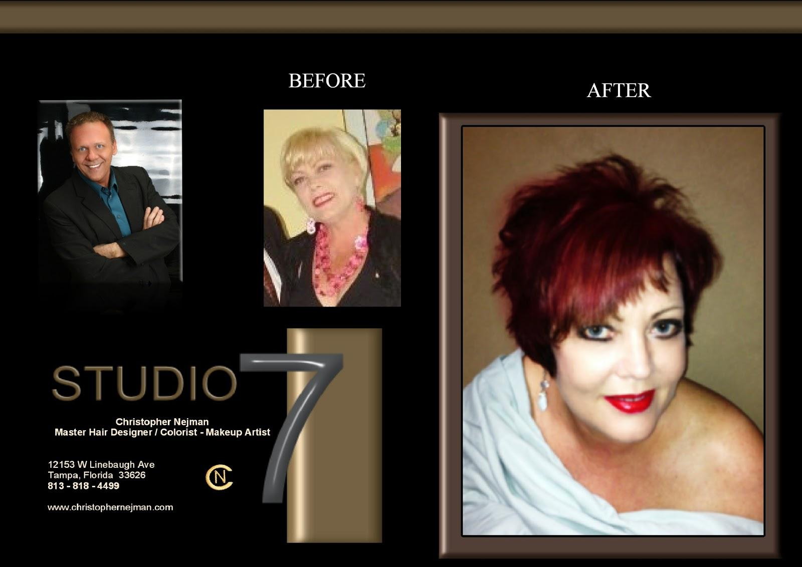 Christophernejman westchase hair salon tampa florida - Christophe hair salon ...
